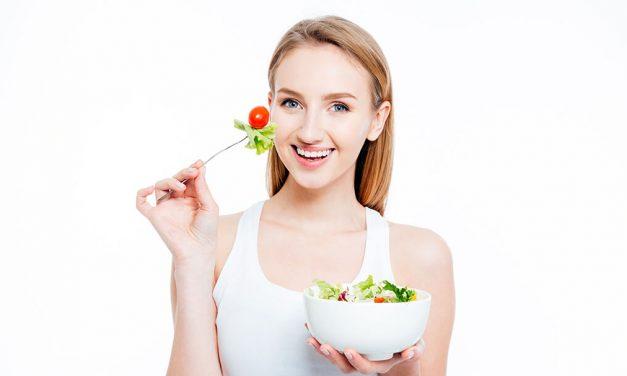 Empieza por comer saludable
