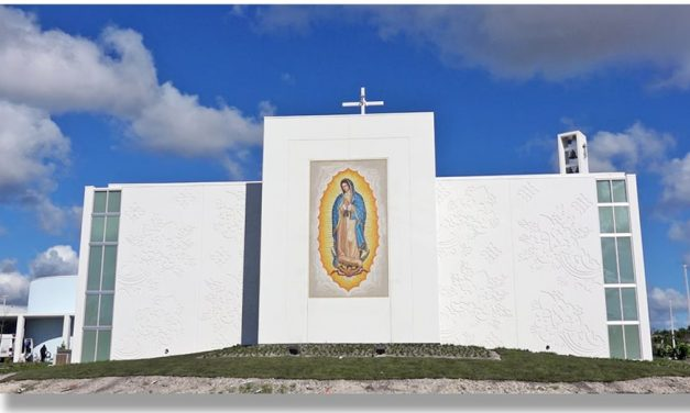Consagración de la Iglesia de Nuestra Señora de Guadalupe en Doral
