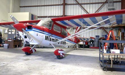 Cómo aprender a volar en Miami