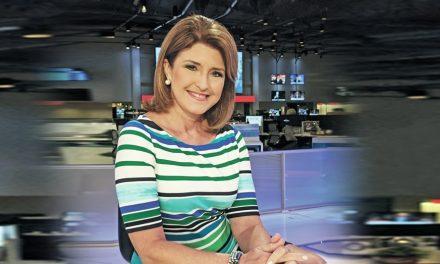 Alina Mayo Azze, la excelencia y elegancia en la noticia