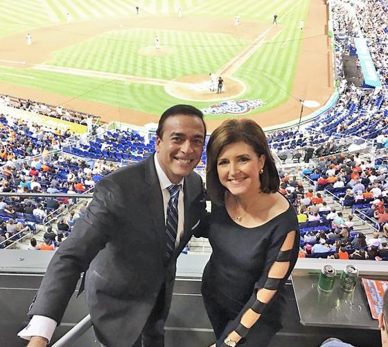 Alina y Ambrosio Hernández