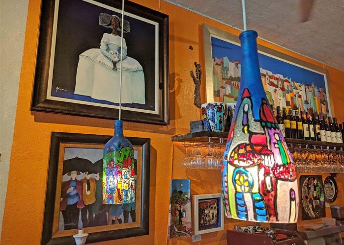 Galería de Agustín Gainza en Miami