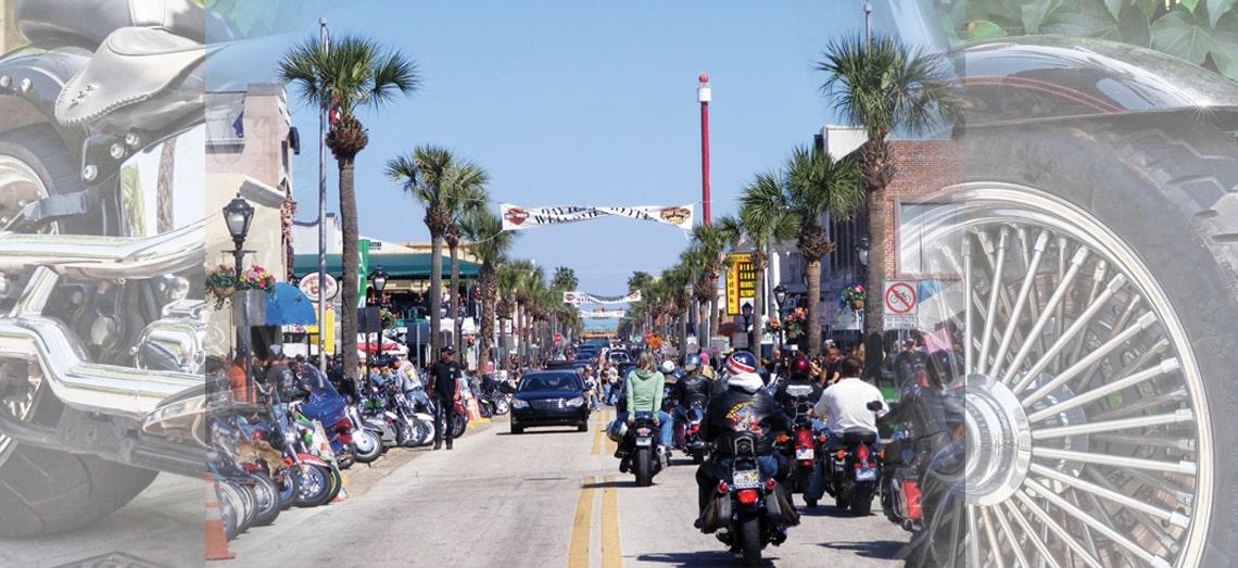 Daytona Bike Week, la Semana de Motocicletas de Daytona